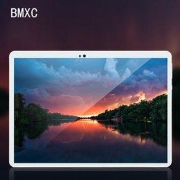 Frete grátis BMXC 10.1 polegada Android 7.0 Octa Núcleo 3G Smartphone Tablet PC 4 GB de RAM 64 GB ROM IPS HD Wifi Bluetooth GPS Mini