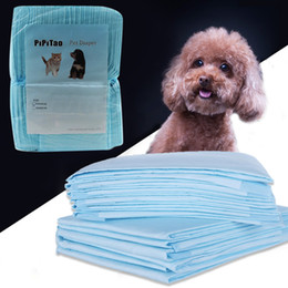 Discount diaper sets - Pet Housebreaking Pad For Pet Pee Training Pads Underpads Keep Healthy Clean Wet Mat Pet Dog Puppy Diapers 33 x 45CM 40-
