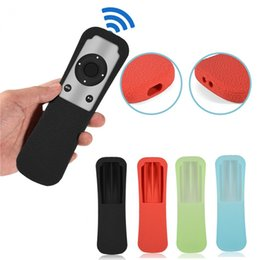 Silicone coverS for remote controlS online shopping - Shockproof Anti slip Silicone Protective Cover Remote Control Case Universal for Apple Tv