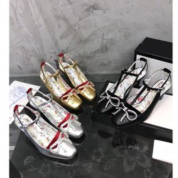 online shopping 2018 New fashion Paris catwalk models gold silver black luxury brand ladies high heels high end Genuine Leather custom ladies loafers shoes