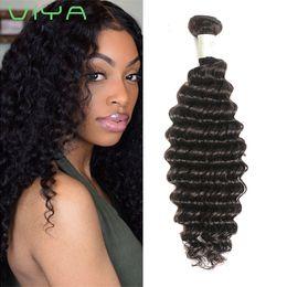$enCountryForm.capitalKeyWord NZ - 2018 Hot Selling Indian Remy Hair Weave 9A Unprocesssed Human Virgin Hair Bundles 4pcs lot Deep Wave Hair Free Shedding With Wholesale Price