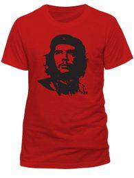 Speaker Face NZ - Official Che Guevara Face T-Shirt Revolutionist Legend Merchendise Icon Speaker