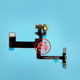 repair iphone power Australia - High Quality Power switch on off button control flex cable For iphone 6 Plus Repair Parts