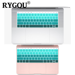 $enCountryForm.capitalKeyWord Australia - Keyboard Cover Skin for New MacBook Pro 13 Inch A1708 (No TouchBar) Release 2016 & for MacBook 12 Inch A1534 with Retina Display