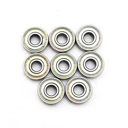 Pro skate bearing Red seal 8pcs Skateboard Bearings 608 2RS ABEC 9 ABEC 11 level For Skate Shoes Patins Scooter Skateboard Bearing