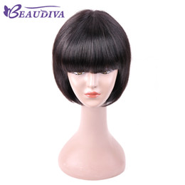 Short Human Hair Wigs For Sale Online Shopping