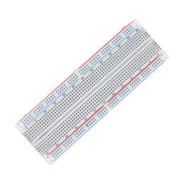 China 1pcs Breadboard 830 Point Solderless PCB Bread Board MB-102 MB102 Test Develop DIY cheap bread boards suppliers