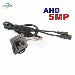 "Camera Osd Menu Australia - HQCAM AHD 5MP Mini AHD Camera OSD menu 1 2.9"" CMOS FH8538M +IMX326 Mini AHD Camera Surveillance Indoor Camera 2560x2048 support"
