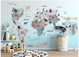 3d world map for kids australia new featured 3d world map for kids 3d wallpaper custom photo mural cartoon world animal map childrens room home decoration painting 3d wall murals wallpaper for walls 3 d gumiabroncs Gallery