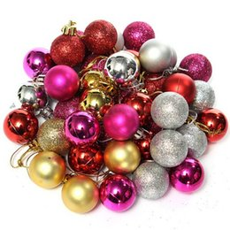 orange christmas tree decoration nz 24pcs christmas tree ball bauble hanging xmas party ornament wedding