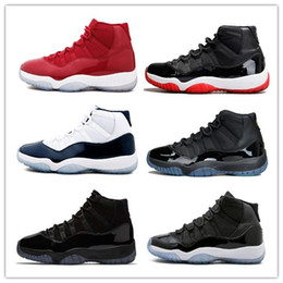 Red halloween shoes online shopping - 2018 s Cap and Gown Prom Night Bred BARONS Space Jam Basketball Shoes Men Women win like Sport Shoes Athletic Trainers With Box