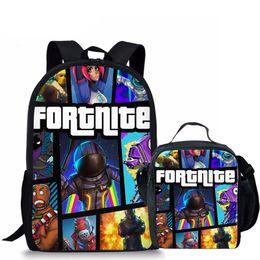School bag gameS online shopping - Noisydesigns School Bags Fashion Games Pattern School Backpack for Girls Boys Orthopedic Schoolbag Backpacks Children Book Bag Y18100805