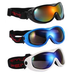 $enCountryForm.capitalKeyWord Australia - Anti-fog Single Layer Ski Goggles Adult Children Outdoor Sports Glasses