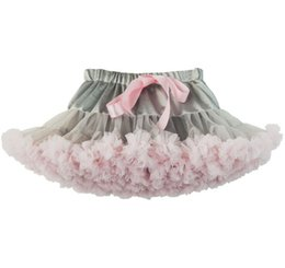 $enCountryForm.capitalKeyWord Australia - 13 colour Kids Clothes Girls Half Body Skirts Fashion Dance Skirts Net Yarn Stitching Skirt For Kids Baby Girls Clothing