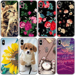 $enCountryForm.capitalKeyWord NZ - For Apple iphone 6S 8 7 plus X 5S Samsung Galaxy S7 Edge S8 S9 Plus Note 8 Phone Case Soft TPU Summer Painted Silicone Back Cover Shell