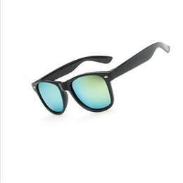 6eb515d4fb Kids Rivet Classic Sunglasses 2018 Flexible Safety Frame Boy Girl Brand  Design Fashion Eyewear Children Shades UV400