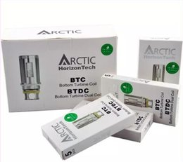 $enCountryForm.capitalKeyWord Australia - Horizon Arctic BTC BTDC Coil Head 0.2ohm 0.5ohm BTDC Bottom Turbine Dual Coils for Horizon Arctic Subtank Atomizer Tank