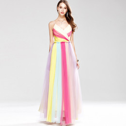 Block Prom Dresses
