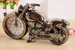 Fornecimento de fábrica Rose Gold Clock (Timer) Marca de Luxo Designer de Motocicleta de Quartzo Relógio de Ouro Frete Grátis Famoso Alarme em Promoção