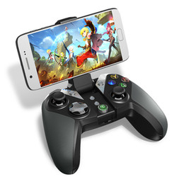 Tablet Wireless Controller Australia - GameSir G4s Bluetooth Gamepad for Android TV BOX Smartphone Tablet 2.4Ghz Wireless Controller for PC VR Games