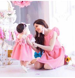 $enCountryForm.capitalKeyWord Australia - 2018 new summer baby girl backless lace princess party dress little kids fly sleeve frock design