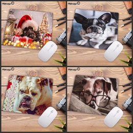 $enCountryForm.capitalKeyWord Canada - Mairuige Cute Playful Dog Animal Gamer Speed Mice Retail Small Rubber Mousepad Size for Size for 180x220x2mm and 250x290x2mm
