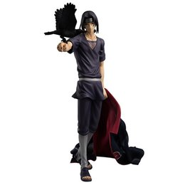 China 23cm Uchiha Itachi NARUTO Akatsuki brinquedos Action Figure Model Collection Toys Doll Anime Cartoon xmas Electronic Pets cheap itachi toys suppliers