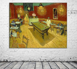 Oil canvas peOple online shopping - ZYXIAO Restaurant people Print Oil painting on Canvas Professional Art Poster No Frame Wall Picture for Living Room Sofa Home Decor ys0193