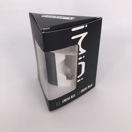 Chinese  Imini Thick Oil Cartridges Vaporizer Kit 500mAh Box Mod Battery Fit 510 Thread Liberty V1 Tank Wax Atomizer Vape Pen Starter Vapors manufacturers