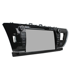 Discount toyota corolla touch screen - Car DVD player for Toyota COROLLA 9inch Octa core 2GB RAM Andriod 6.0 with GPS,Steering Wheel Control,Bluetooth,Radio