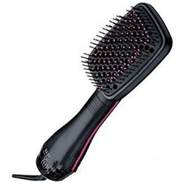 Air brush hAir styler online shopping - Hot Air Hair Styler Temperature in multifunctional hair dryer automatic rotating hair brush roller styler
