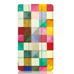 Chinese  Flip PU Leather Case Cover for Lenovo Tab 7 Essential TB-7304F TB-7304N TB-7304X 7inch Smart Tablet Cover manufacturers