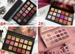 Different eyeshaDow online shopping - Factory Direct DHL New Makeup Eyes Hot Brand Nude Beauty Palette Colors Eyeshadow Different Colors