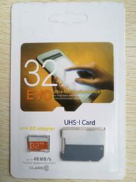 Tf memory online shopping - 2019 new EVO GB GB GB Micr Card TF Memory Card C10 Flash SDHC SD Adapter White Orange Retail Pa