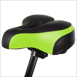 $enCountryForm.capitalKeyWord NZ - Shock Avoidance Bike Saddle Riding Mountain Soft Bicycle Cushion Elastic Reflector Creative Anti Wear Bicycles Seat Parts 22xz jj
