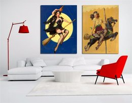 Art Canvas Prints Australia - Sexy beauty picture modern wall art Oil canvas poster prints painting paintings living room pictures 2018 Free shipping