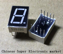 Discount common anode display - 50PCS LD-5161BG 1 Digit 0.56 GREEN 7 SEGMENT LED DISPLAY COMMON ANODE DIP-10