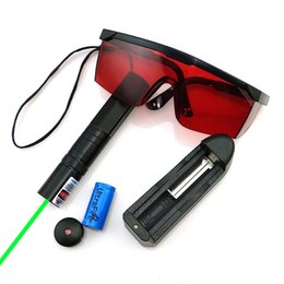 Stick charger online shopping - SDLasers GS2 nm Green Laser Pointer With Li Battery Star Cap Charger Goggles Funny Pet stick Childrens Cat Toys
