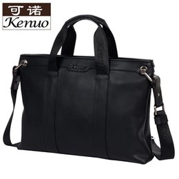 briefcases men UK - men's bag fashion business handbag briefcase single shoulder messenger bag