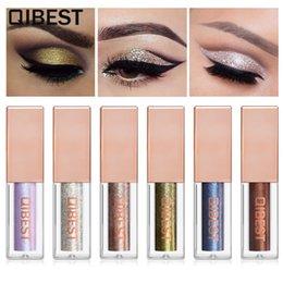 Humorous Diamond Crystal Luster Glitter Eyeshadow Cream Pigment Metallic Shiny Holographic Eye Toppers Single Eye Shadow Highlight Makeup Eye Shadow
