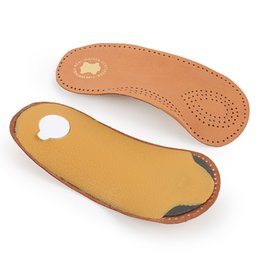 arch support pads NZ - Cowhide heel pads arch support shoes pad men and women breathable soft shock absorbing insoles half pads casual leather heel cushion