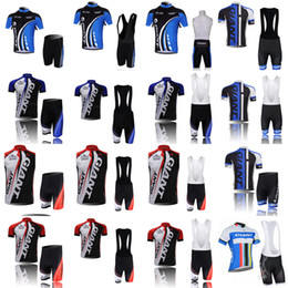 2018 GIANT TEAM Cycling Short Sleeves jersey bib shorts sets 3D gel pad  Breathable Quick dry Bicycle shirt Bike men cycling clothing F0801 21abc1178