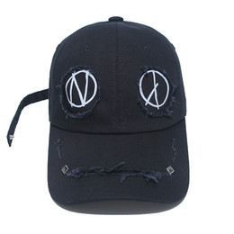 82c8462f0d1 17AW 1988 SEOUL OLYMPIC Embroidery GD Peaceminusone Peaked Cap Men Women  Hats Seoul Olympics 1988 Anti War Pmo Limit Baseball Hat free ship