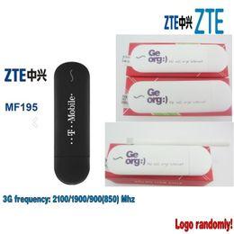 Ingrosso Originale sblocco 21Mbps ZTE MF195 HSDPA 3G USB MODEM e 3G USB Dongle
