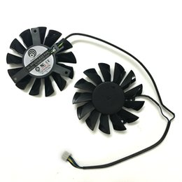 $enCountryForm.capitalKeyWord UK - 2pcs lot PLD08010S12HH 75mm DC 12V 0.35A 4Pin Dual Cooler Fan as Replacement For MSI Twin Frozr III Graphics Video Card