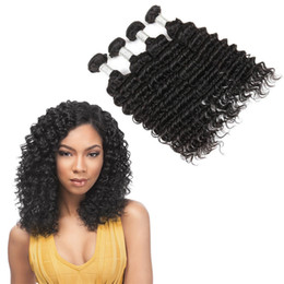 $enCountryForm.capitalKeyWord NZ - Best-Selling Brazilian Deep Wave Hair 8-30 Inch 4Pcs 8-30 Inch Hair Extensions Can Be Dyed Human Hair Weave Bundles Popular Style