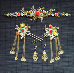 $enCountryForm.capitalKeyWord Australia - Bridal ornaments, ancient costume, tiara, hairpin, hair comb, earrings, suit, clothing, show and accessories.