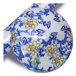 $enCountryForm.capitalKeyWord Australia - 1m * 0.3m Blue and white porcelain marble pattern color changing film Body color changing film, interior color changing sticker