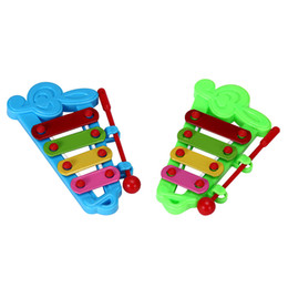 Discount drums musical instruments for kids Baby Kid 4-Note Musical Toys Wisdom Development musical instruments for children brinquedos drum 2016.11
