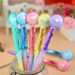 $enCountryForm.capitalKeyWord Australia - 6pcs lot Flying disk mechanical pencil for writing Candy color 0.5mm 0.7mm automatic pencil cute stationery office school supply